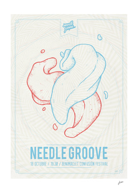 The Tongues of Needle Groove