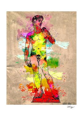 David (Michelangelo) Grunge