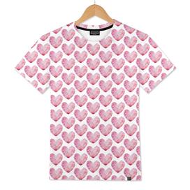 Geometric Love Heart