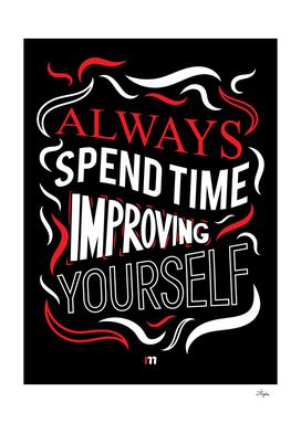 Always Improve