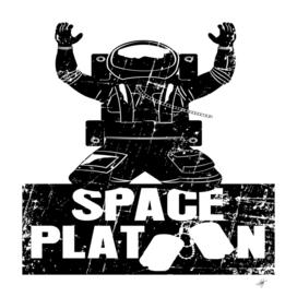 Platoon space war soldier usa