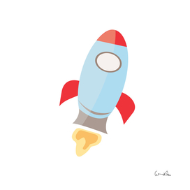space ship rocket space ship