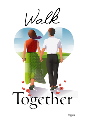 Walk Together I