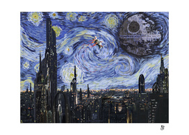 A Starry Wars Night
