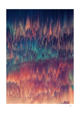 Glitch art Sky #glitch #abstraction