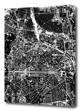 New Delhi black&white