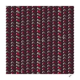 Lovely Dark Red Pattern