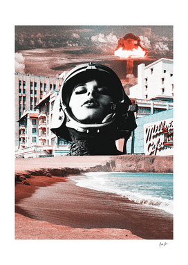 Space Cadet Print