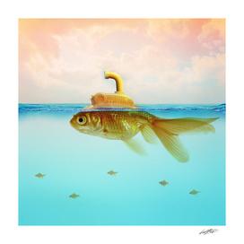 Submarine Goldfish
