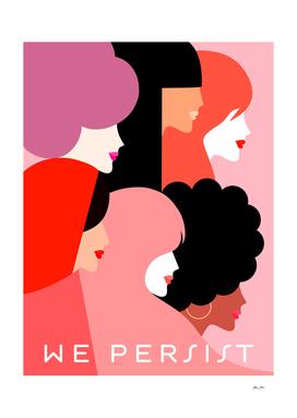 Together we persist
