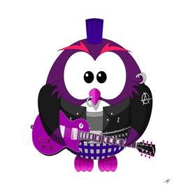Owl bird music animation animal