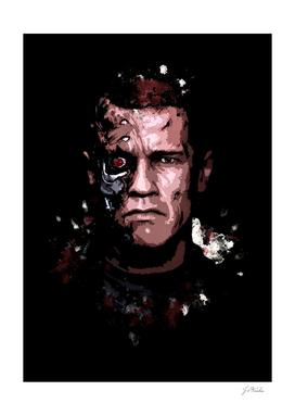 Terminator portrait