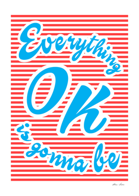 Everything Is Gonna Be Ok, Playing With Stripes series,