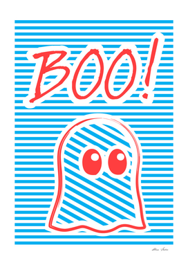 Ghost, Boo!, Playing with Stripes series,