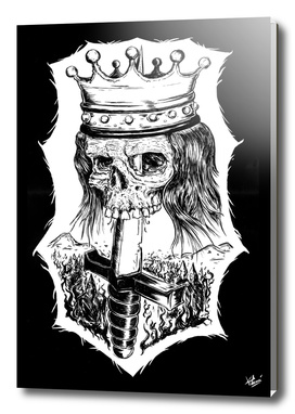 The King Is Death