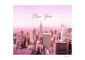 Pink New York
