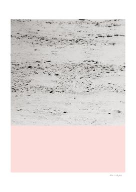 Blush on Concrete #1 #decor #art