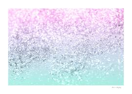 Mermaid Girls Glitter #1 (2019 Pastel Version) #shiny #decor