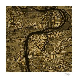 Prague  blackgold map