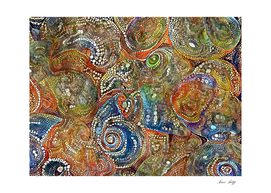Mosaic Seashells