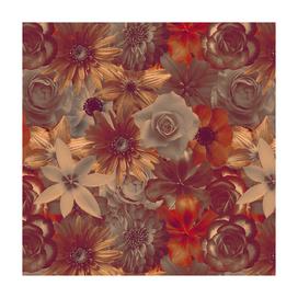 Classic Elegance Lust Flowery Enchanted Flowers V.2