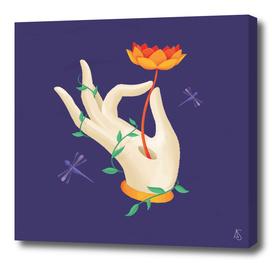 Sri Lanka - Buddha's hand