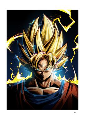 super-saiyan-Goku