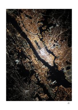 NYC Night Lights