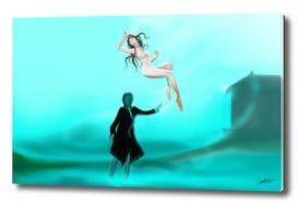 sonho submerso - Submerged Dream