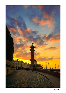 Mother russian sky by #Bizzartino