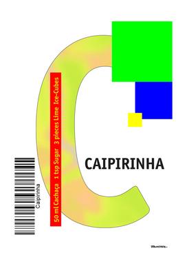 """Cocktail 'C"""" – Caipirinha"""