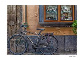 Bicycle in Sorrento Dark