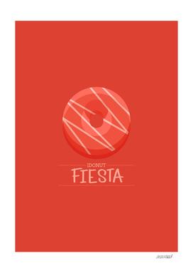 1DONUT - Fiesta