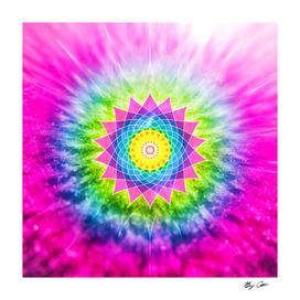 Flowering Mandala