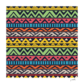 African pattern No2