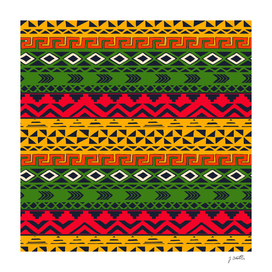 African pattern No3