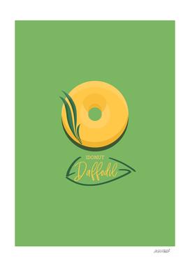 1DONUT - Daffodil