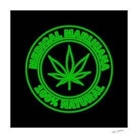 marijuana green