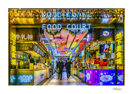 Street Food Court Market, Shanghai, China002