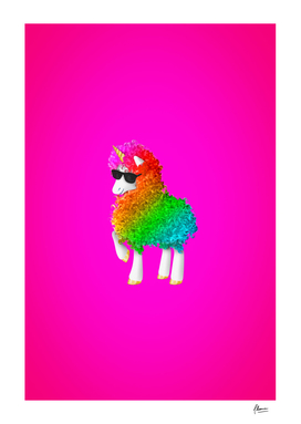 "Unicorn ""Neon Laser"""