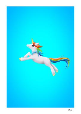 "Unicorn ""Wild Rainbow"""