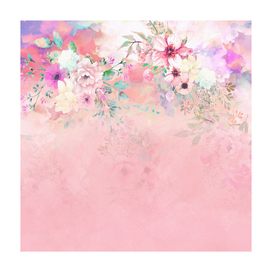Botanical Fragrances in Blush Cloud-Ιmmersed