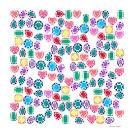 Colorful Gemstones