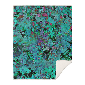Malachite abstraction