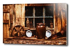 Rust N Wood Country Americana