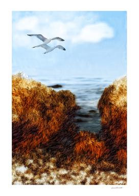 Coastal Flight