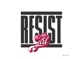 Resist Like A Girl