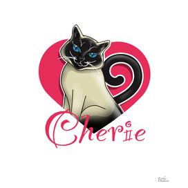 CAT CHERIE