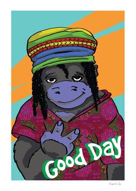 Gorilla Hippie