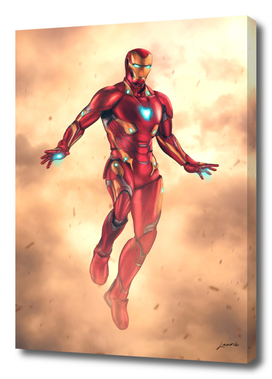 Bleeding Edge Iron Man